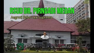 Profil RSUD Dr. Pirngadi Kota Medan
