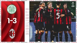 Highlights | Celtic 1-3 AC Milan | Europa League Group Stage