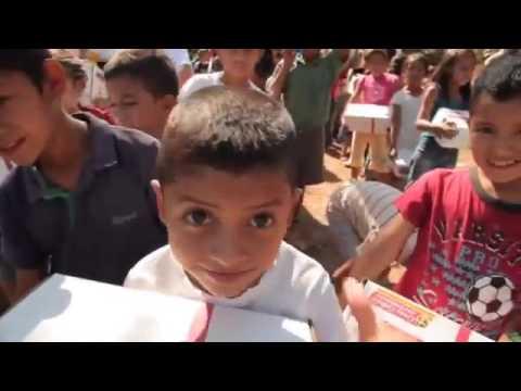 Box of Joy – Thank You Video