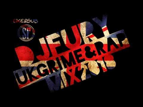 UK GRIME & RAP MIX #4 2018 - DJ FURY