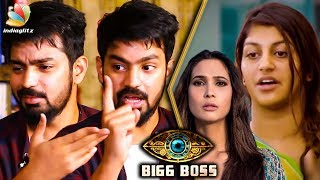 If I'm wrong, others are also : Mahat Interview about Yashika, Prachi and Bigg Boss Tamil Season 2