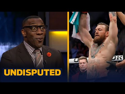 Skip & Shannon on Conor McGregor coming out of retirement to fight Dustin Poirier | UFC | UNDISPUTED