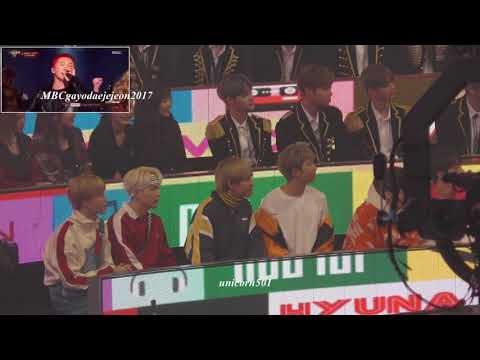 171231 BTS,wannaone.RV reaction to Lovelyz  MBC2017