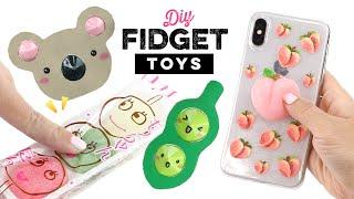 DIY Pop It Fidgets! How to Make Viral TikTok Fidget Toys