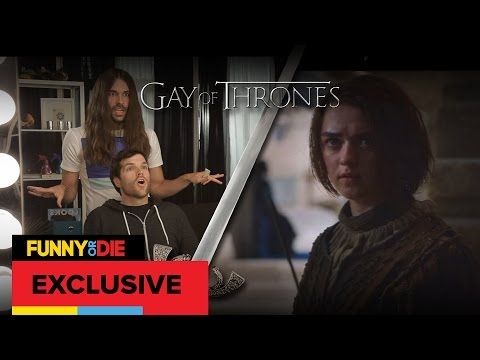 Gay Of Thrones S5 EP ​2​ Recap: White House|Black Market