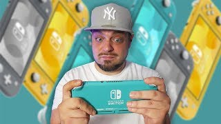 Nintendo Switch Lite PROS and CONS + GIVEAWAY!
