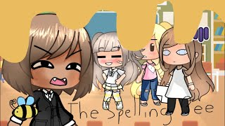 The Spelling Bee//Gacha Life Comedy Skit