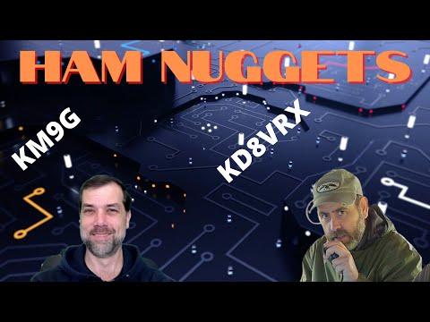 Ham Nuggets Live! w/Jocelyn Brault, KD8VRX/VA2VRX