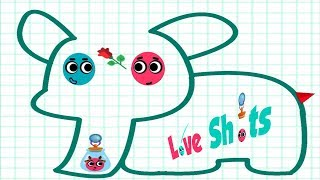 Love Balls - Daily Challenge and Level 366 - 394 (iOS , Android )