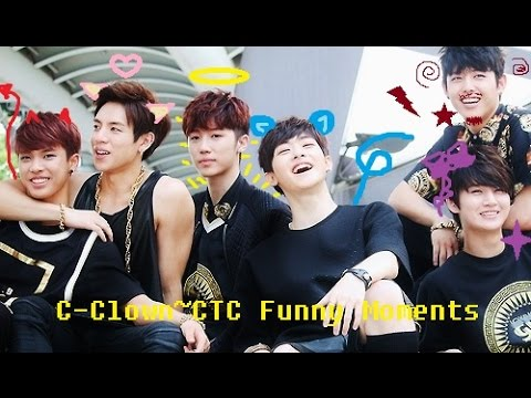 C-Clown CTC Funny/Cute Moments