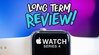 Apple Watch Series 4 Six Week Review: Is It Worth It?