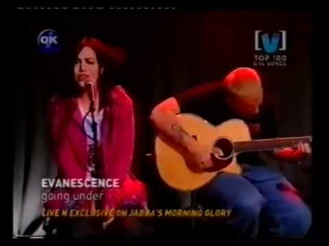 Baixar Evanescence Going under - live acoustic in Australia 2003