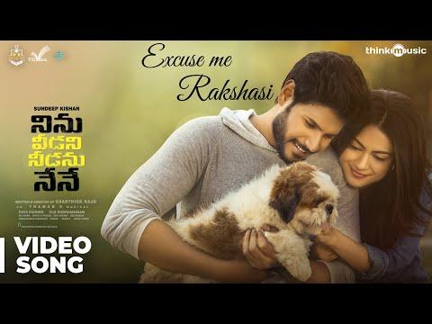 Excuse Me Rakshasi Video Song: Ninu Veedani Needanu Nene-Sundeep Kishan, Anya Singh