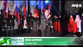 VTC14_Người dân Crimea hồ hởi chuyển sang múi giờ Moscow