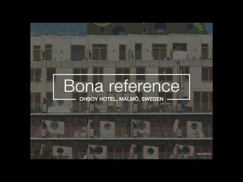 Bona Reference - Ohboy Malmö