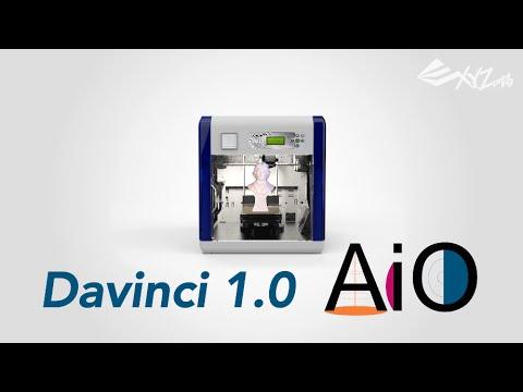 video XYZprinting Da Vinci 1.0 A