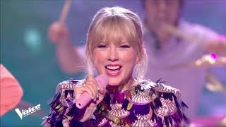 """Taylor Swift performs """"ME!"""" at france"""