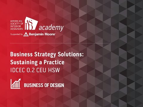 Course Preview: Business Strategy Solutions: Sustaining a Practice