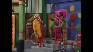 Barney - Fun On Wheels