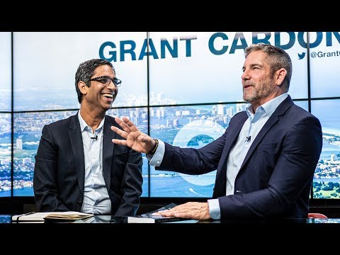 Grant Cardone & Sunil Tulsiani Talk Real Estate in Canada photo