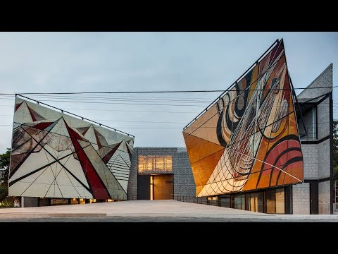 La Tallera by Frida Escobedo restores work of famous Mexican muralist | Architecture | Dezeen