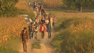 CNN's Ivan Watson follows migrant trail across Europe