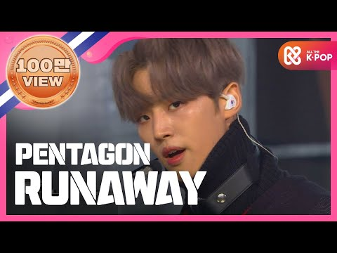 Show Champion EP.253 PENTAGON - RUNAWAY [펜타곤 - RUNAWAY]