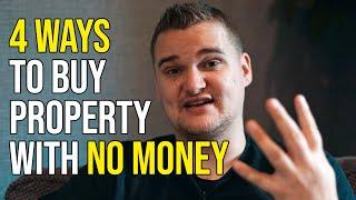 How to Buy UK Property with NO MONEY | Samuel Leeds