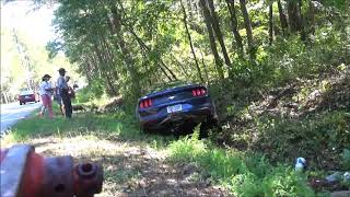 Vlog 2018 Ford Mustang Wreck Recovery 9/19