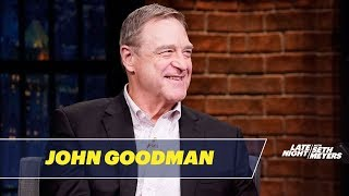 John Goodman's Childhood Dream Was to Work as a Radio DJ