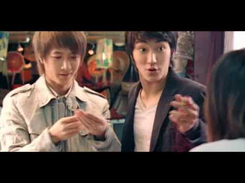 張力尹 - I Will MV[韓語版] (韓庚Hangeng參演)