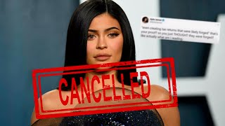 KYLIE JENNER IS IN TROUBLE! (Caught Lying)