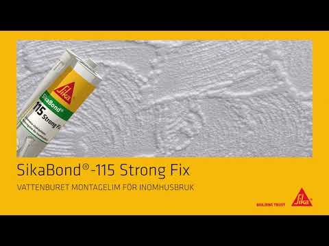 SikaBond 115 Strong Fix SE