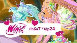 Winx Club - Winx Công chúa phép thuật - Phần 7 Tập 24 [trọn bộ]