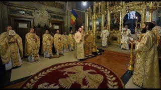 Prima Duminica din Postul Nasterii Domnului la Catedrala Mitropolitana din Iasi
