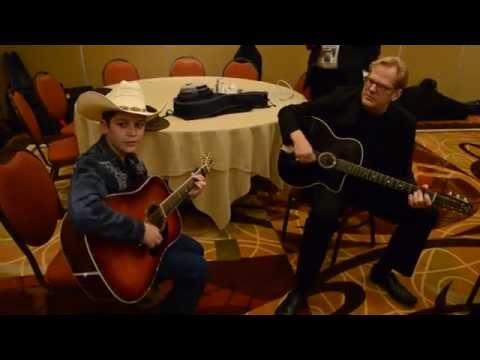 Backstage Bluegrass Jam with John Jorgenson and Isaac Moore