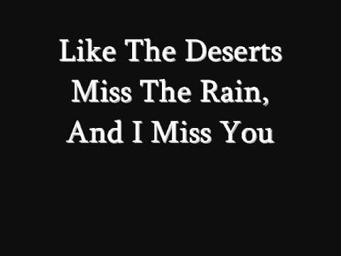 Everything But The Girl Like The Deserts Miss The Rain Lyrics