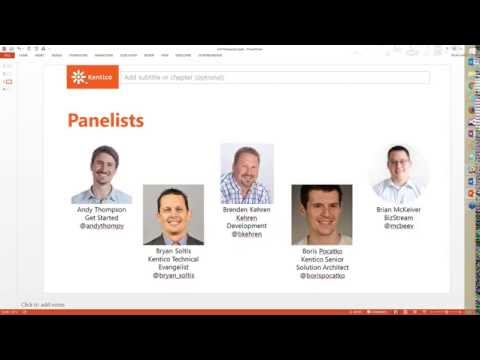 Kentico Ask the Experts #2