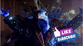 Oh no! Someone spoiled 'The Masked Singer' and revealed who the Peacock really is