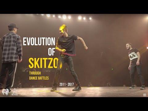 Evolution of SKITZO   Dance Battle Compilation 🔥