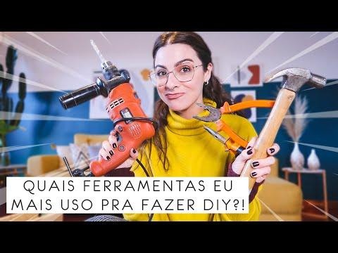 Ferramentas DIY: Quais eu mais uso?