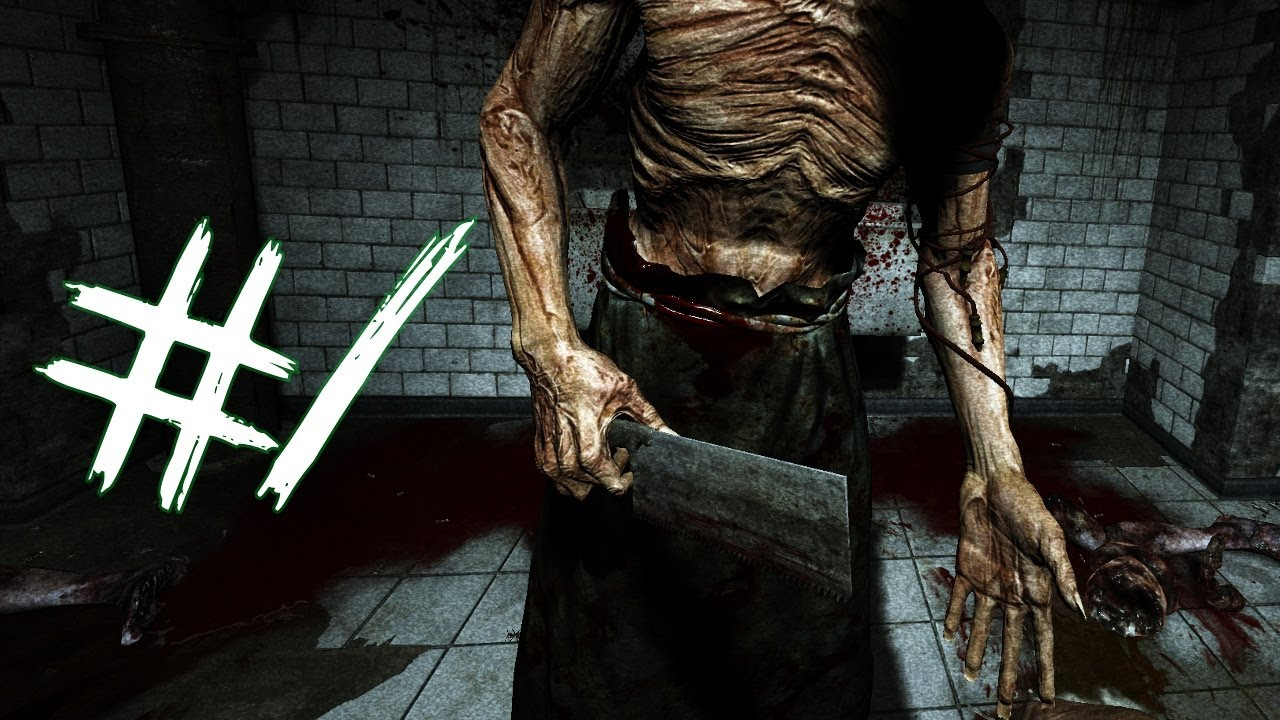 Outlast Gameplay Walkthrough Part 1 - Asylum - YouTube