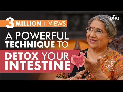 How to detox your intestine (colon) through natural home remedies?   Dr. Hansaji Yogendra