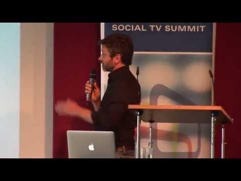 Vortrag: Smart TV: Braucht Social TV ein neues Interface?