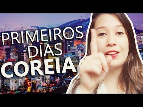 PRIMEIRAS IMPRESSÕES: SEUL/COREIA DO SUL