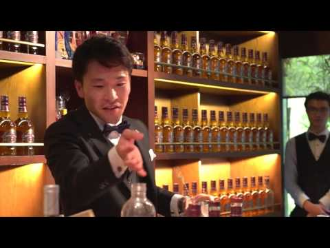 Chivas Masters HK 2017: Meet the Masters with Naoya Mizugishi