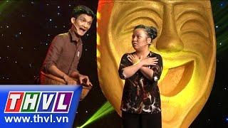 THVL   Cười xuyên Việt - Vòng bán kết: Chuyện tình không liên quan - Mạc Văn Khoa, Lê Thị Thùy Trang