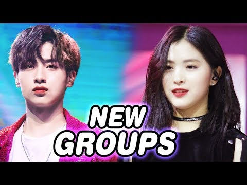 K-Pop New Groups Debut in 2019 - (The Competition is Hard)