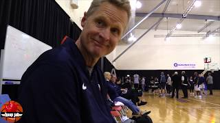 Steve Kerr On If LeBron James Can Still Carry A Team To A Title. HoopJab NBA