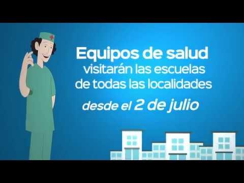 Campaña Provincial de Vacunación en las Escuelas